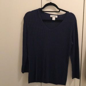 Brooks brothers women's size medium sweater